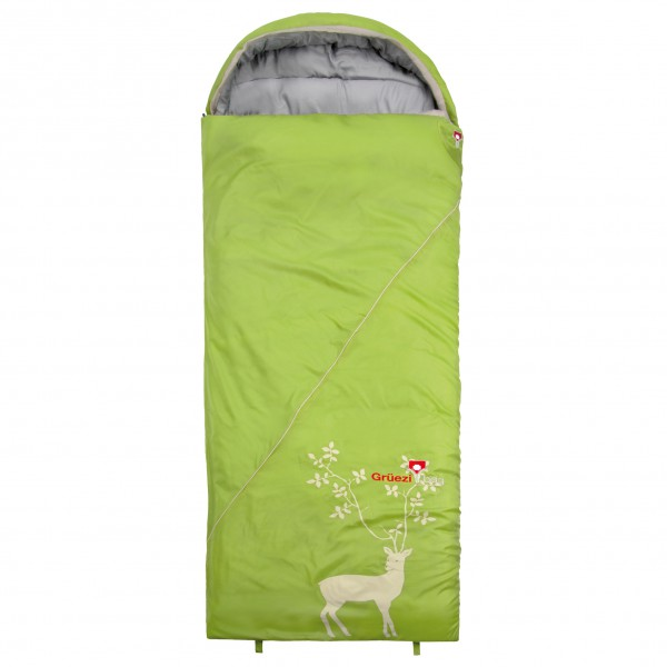Grüezi Bag - Cloud Decke Reh III - Synthetic sleeping bag