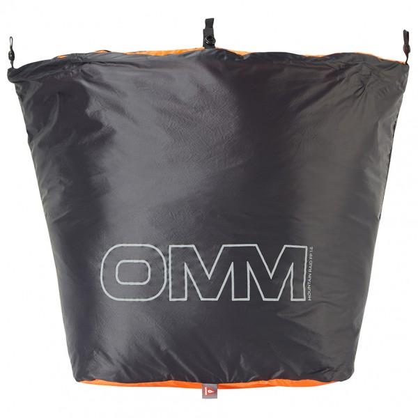 OMM - Mountain Raid Foot Box - Synthetic sleeping bag