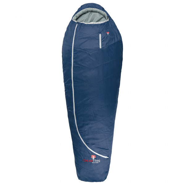 Grüezi Bag - Biopod Wolle Zero - Kunstfaserschlafsack