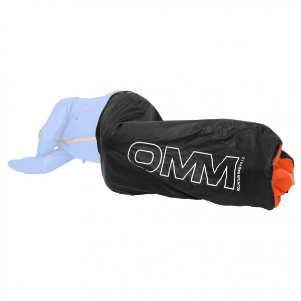 OMM - Mountain Raid PA 100 - Saco de dormir fibra sintética