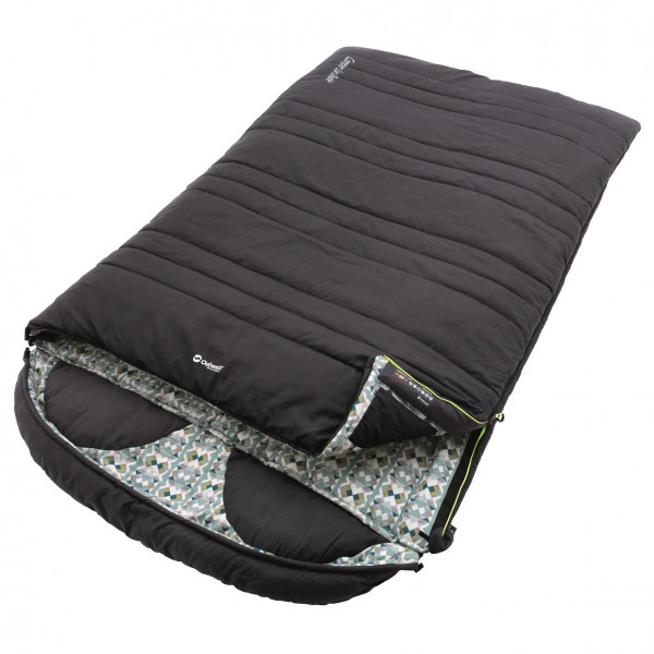 Outwell - Camper Lux Double - Kunstfaserschlafsack