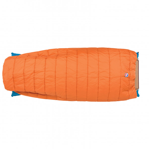 Big Agnes - Buffalo Park 40 Thermolite Extra - Syntetisk fibersovepose