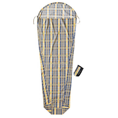 Cocoon - MummyLiner Cotton - Travel sleeping bag