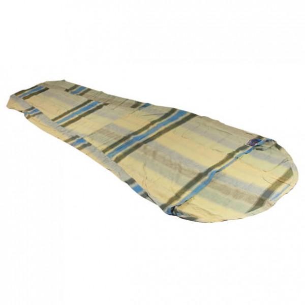 Cocoon - MummyLiner Cotton Flanell - Travel sleeping bag