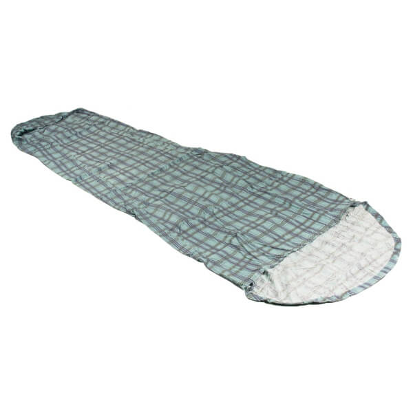 Cocoon - MummyLiner Cotton Flanell - Sac de couchage léger
