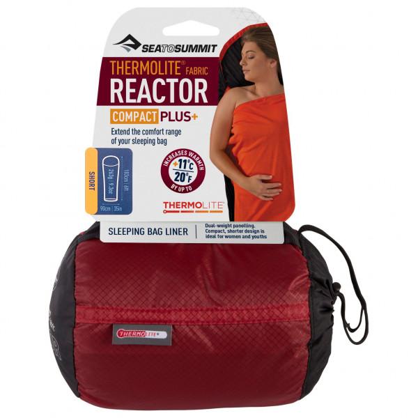 Sea to Summit - Thermolite Reactor Compact Plus - Saco de dormir de viaje