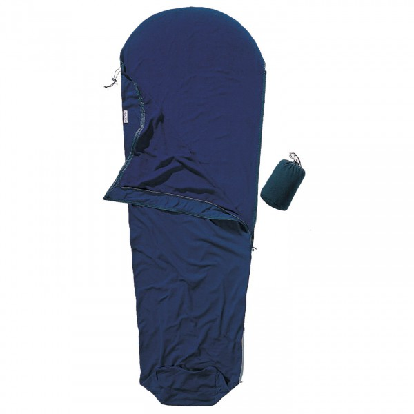 Cocoon - Micro-Fleece MummyLiner - Travel sleeping bag