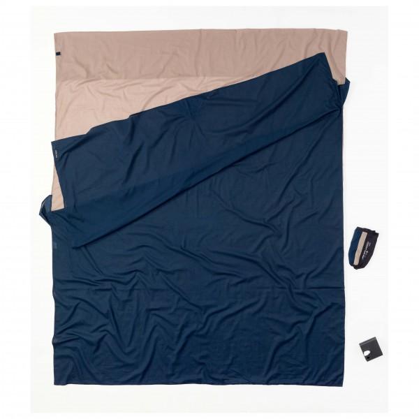 Cocoon - Travelsheet Doublesize Egyptian Cotton - Reiseschlafsack