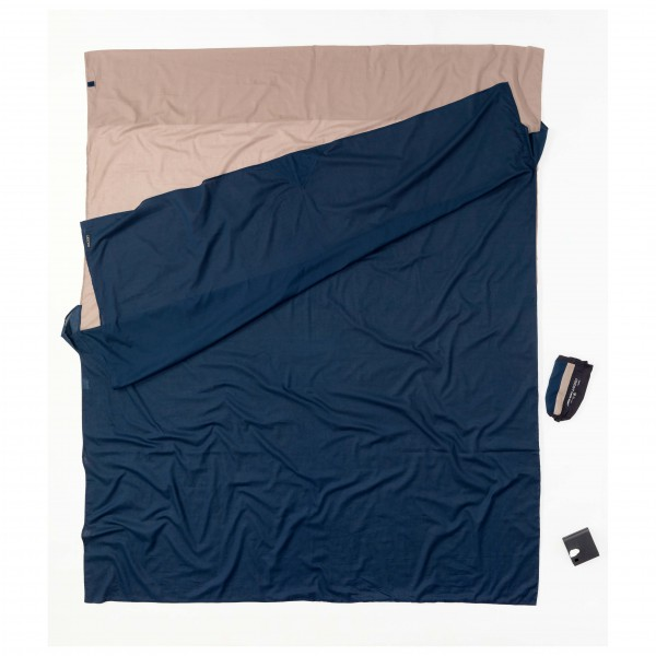 Cocoon - Travelsheet Doublesize Egyptian Cotton - Travel sleeping bag