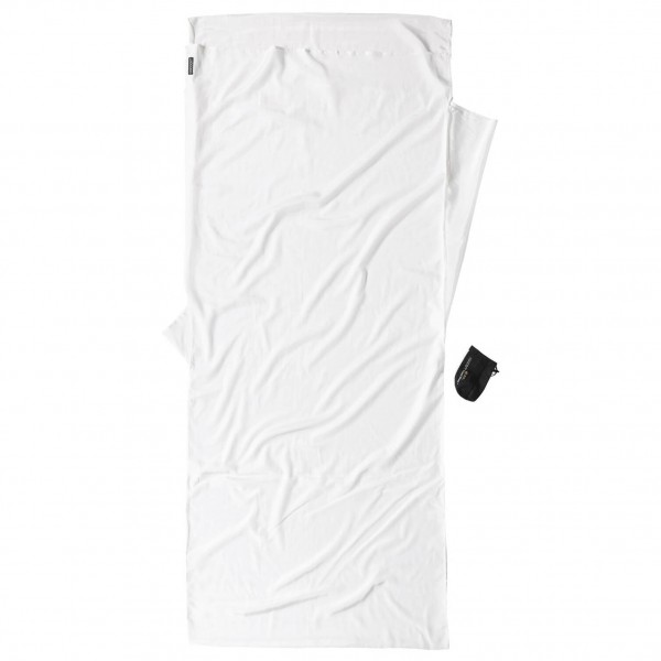 Cocoon - Silk Cotton Travelsheet Coupler - Reisslaapzak