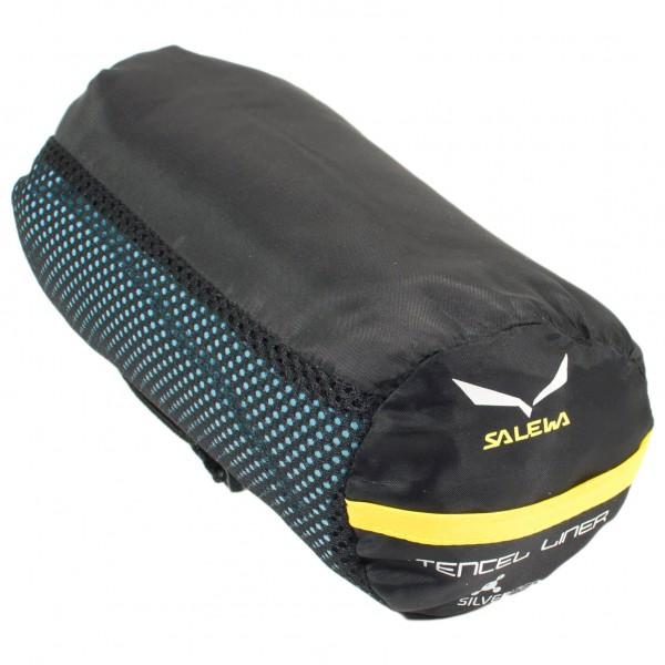 Salewa - Tencel Liner Silverized - Makuupussin sisäpussi