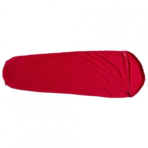 Basic Nature - Baumwollinlett Mumienform - Drap de sac de couchage