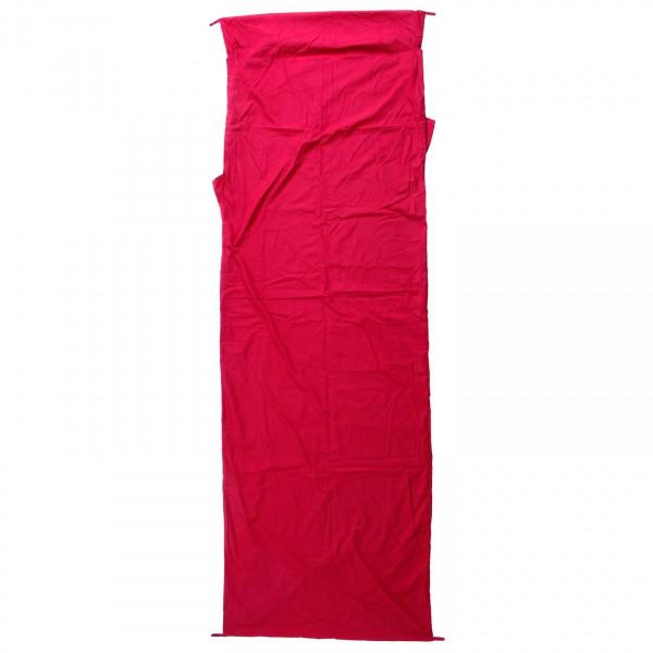 Basic Nature - Mischgewebeinlett Deckenform - Travel sleeping bag