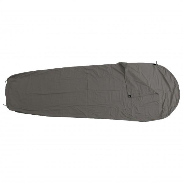 BasicNature - Drap de sac en fibres mélangées Forme de momie