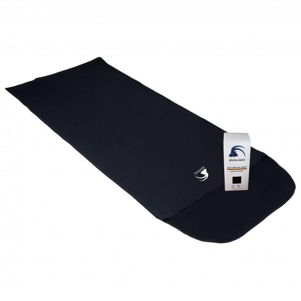 Alvivo - Inlet Jersey Lomellina Decke - Hut sleeping bag