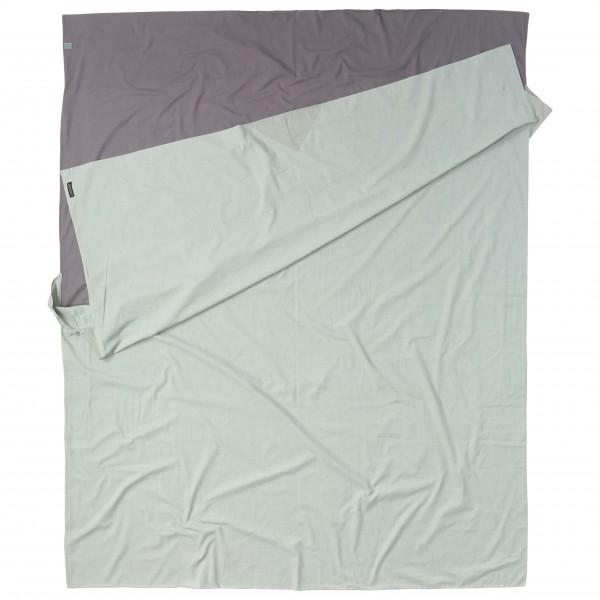 Cocoon - TravelSheet Cotton ''Double'' - Travel sleeping bag