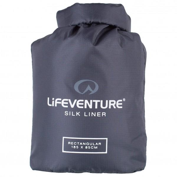 Lifeventure - Silk Sleeping Bag Liner - Reisslaapzak