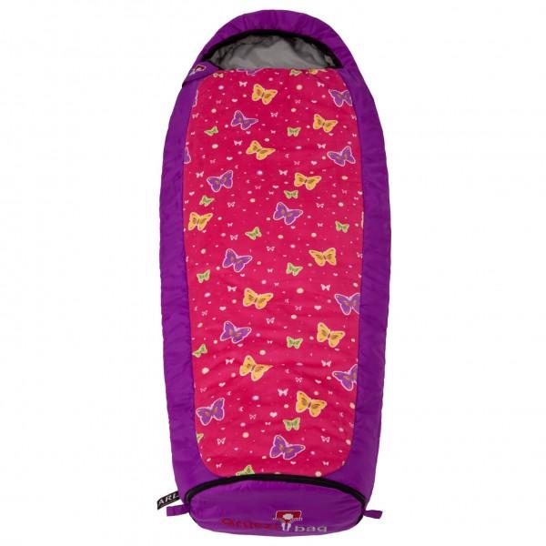 Grüezi Bag - Kids Butterfly Grow - Sovepose til børn