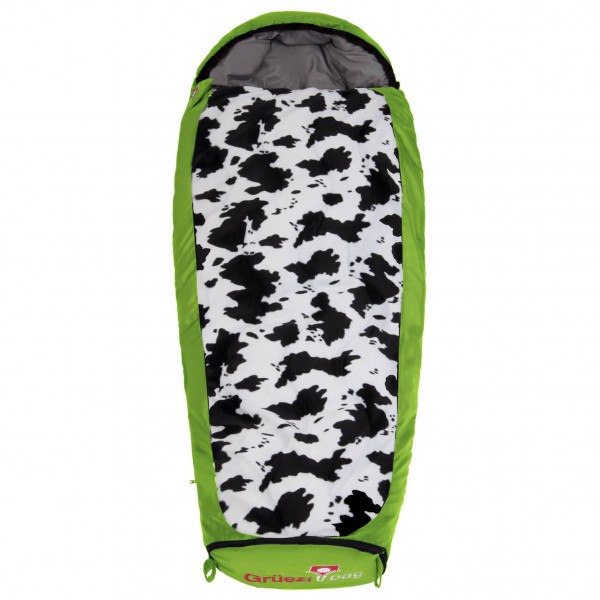 Grüezi Bag - Kids Cow Grow - Kids' sleeping bag