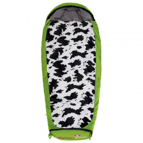 Grüezi Bag - Kids Cow Grow - Kinderslaapzak