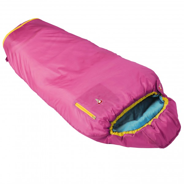Grüezi Bag - Kid's Colorful Grow - Kids' sleeping bag