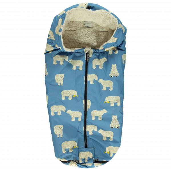 Smafolk - Kid's Sleeping Bag with Bear - Kids' sleeping bag