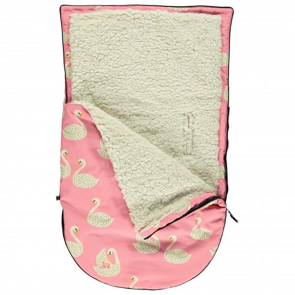 Smafolk - Kid's Small Sleeping Bag with Swans - Kinderslaapzak