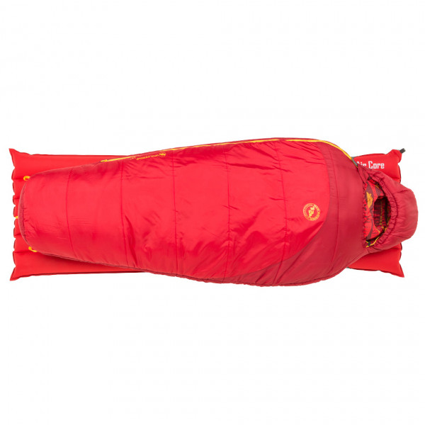 Big Agnes - Kid's Wolverine 15 (Fireline Core) - Kids' sleeping bag