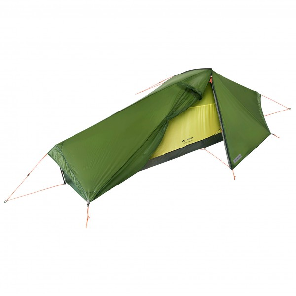 Vaude - Lizard Gul 1P - Tente 1 place