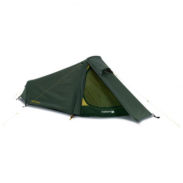 Svalbard PU 1 persons telt fra Nordisk. Køb Svalbard her