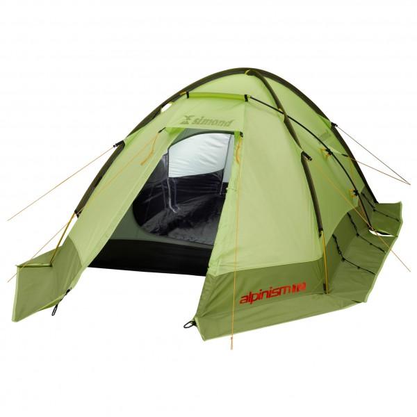 Simond - Alpinism T2 Tent - 2-mannstelt