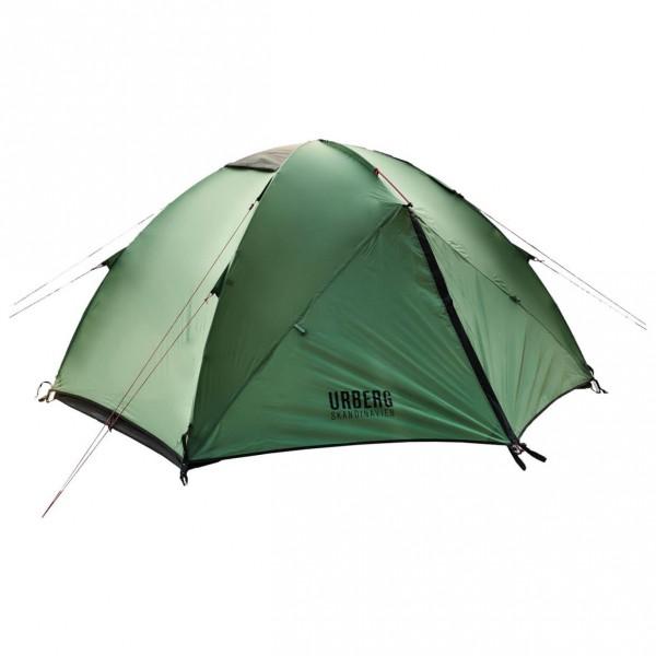 Urberg - 2-Person Dome Tent - 2 henkilön teltta