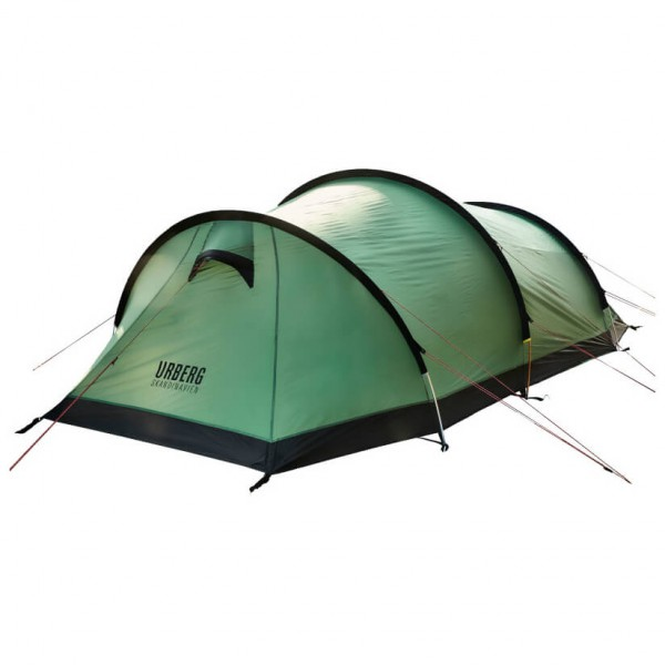 Urberg - Rapadalen 3-Person Tunnel Tent - Tente à 3 places