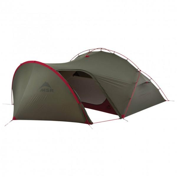 MSR - Hubba Tour 3 Tent - 3-personers telt