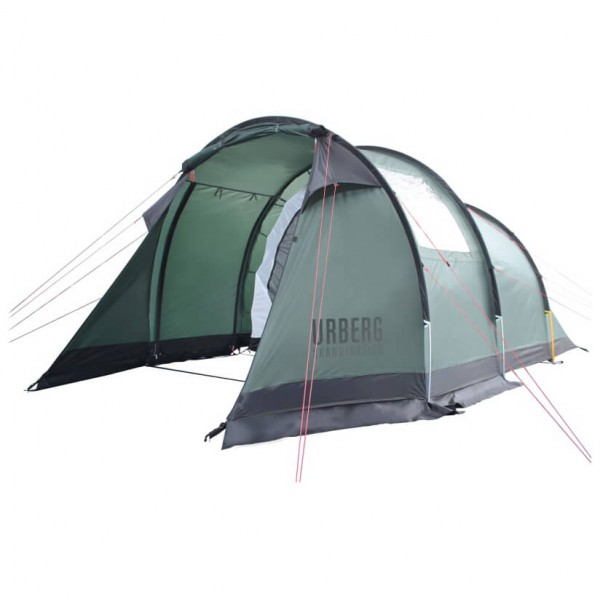 Urberg - 4-Person Tunnel Tent G3 - 4-personen-tent