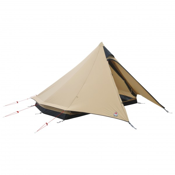 Robens - Fairbanks - 4-personers telt