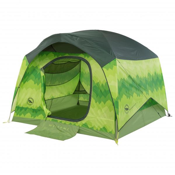 Big Agnes - Big House 4 Deluxe - 4 henkilön teltta