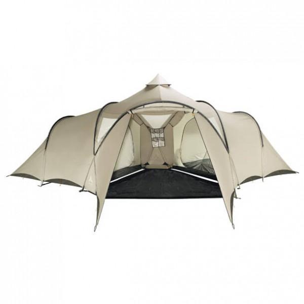 Vaude - Badawi Long - 6-personen-tent