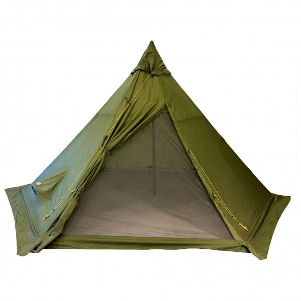 Helsport - Pasvik 10-12 Außenzelt + Stange - Group tent