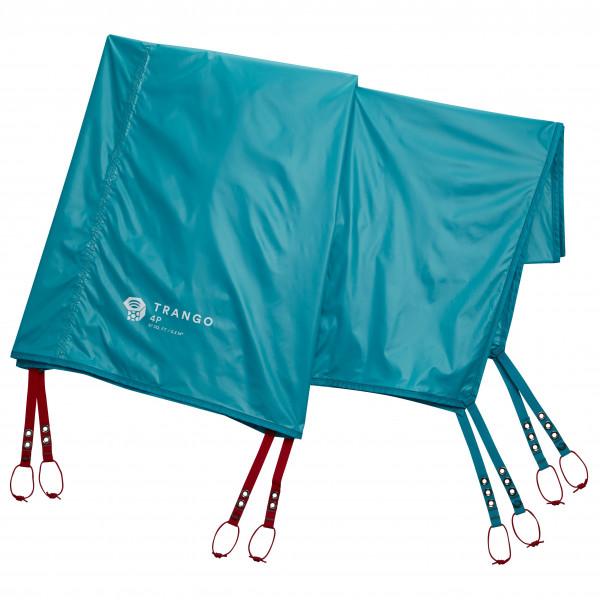 Mountain Hardwear - Trango 4 Footprint - Telo pavimento tenda