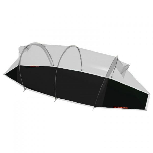 Hilleberg - Zeltunterlage zu Kaitum 2 - Empreinte de tente