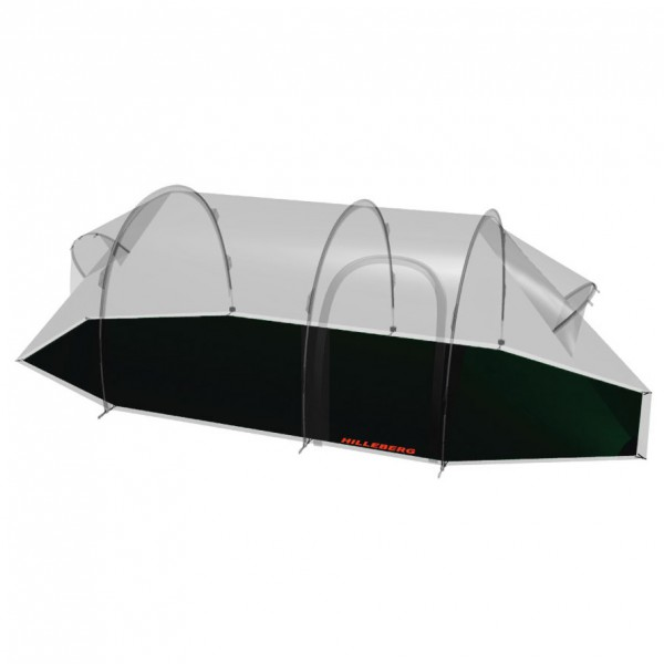 Hilleberg - Zeltunterlage zu Nammatj 3 - Telo pavimento tenda