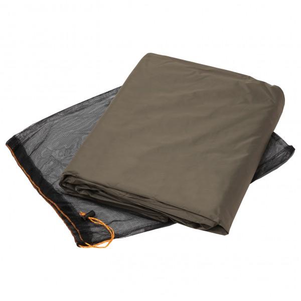 Vaude - Floor Protector Space L 3P - Bark - Suelo para tienda de campaña