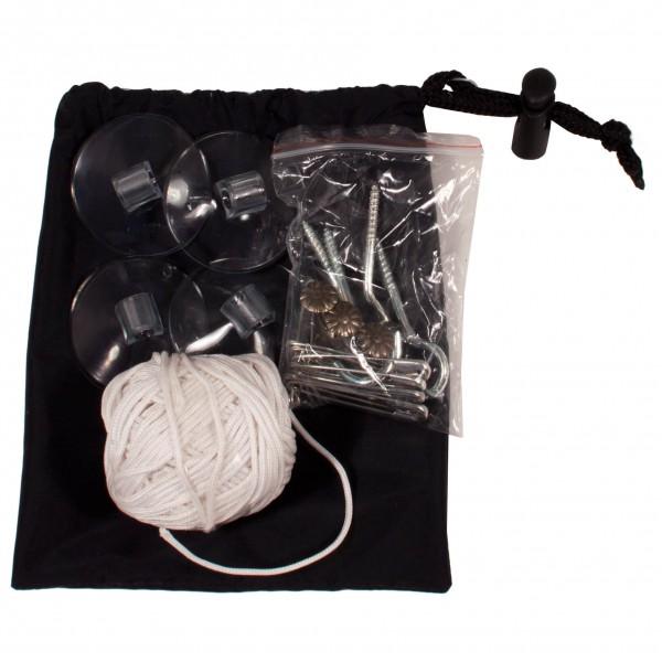 Brettschneider - Befestigungs-Kit für Moskitonetze