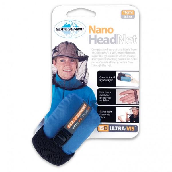 Sea to Summit - Nano Mosquito Headnet - Mosquito net
