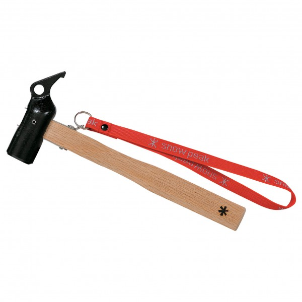 Snow Peak - Steel Peg Hammer - Hamer