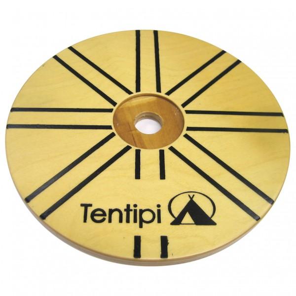 Tentipi - Tentstokschotel