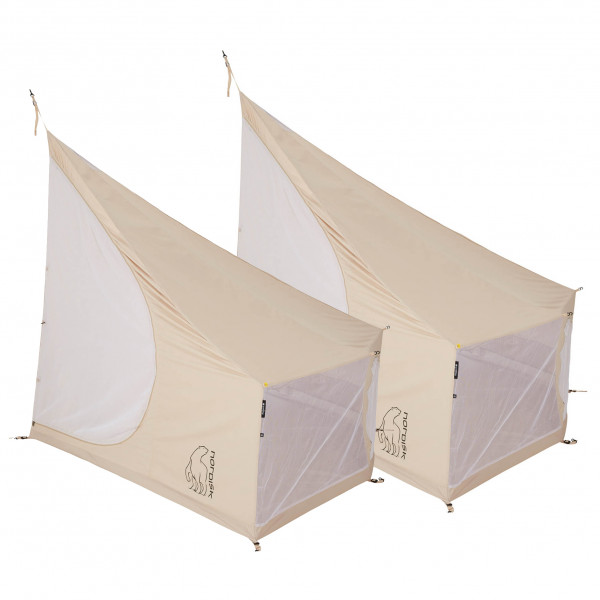 Nordisk - Asgard 19.6 L+R Cabin - Tente intérieure