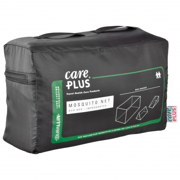 Care Plus - Mosquito Net Duo Box - Hyttysverkko