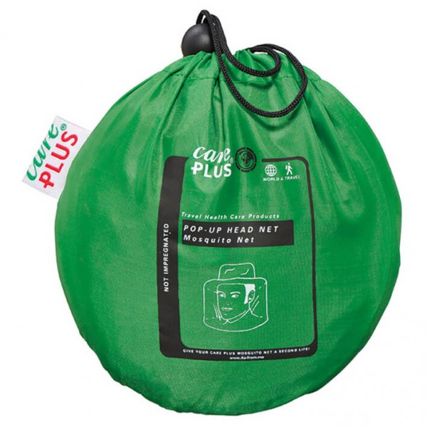 Care Plus - Pop-Up Headnet - Muskietengaas